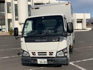 中型サービスカー2号車 (特装車)